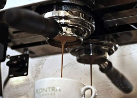 espresso by Liselotte Sabroe