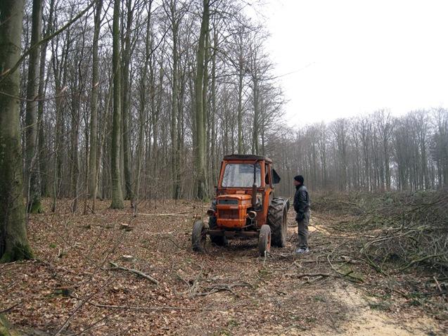 traktor by sisterbonde